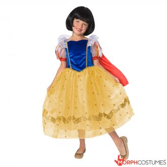 Kids Storybook Forest Deluxe Princess Costume