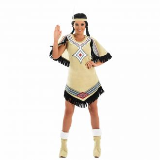 Womens Indian Scout Costume
